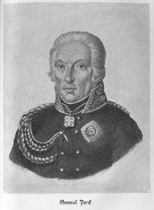 General von Yorck